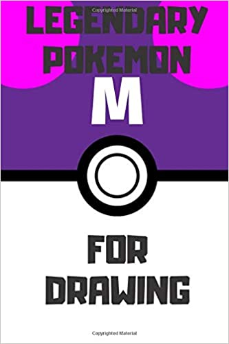 LEGENDARY POKEMON FOR DRAWING: 35 Pokemons, Legendary
