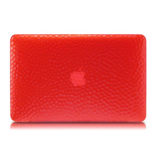 Incase Hammered Hardshell Case for MacBook Air 13'' - Strawberry - Strawberry