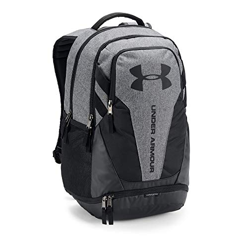 Under Armour Hustle 3.0 Backpack, Graphite Medium