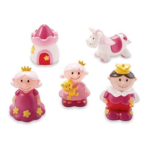 Mud Pie Princess Rubber Bath Toys