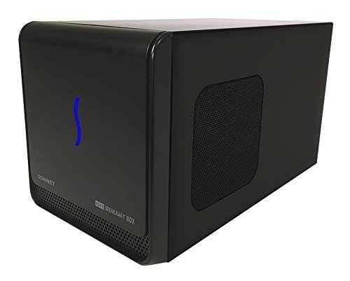 Sonnet eGFX Breakaway Box, Thunderbolt 3-to eGPU PCIe Card Expansion System (GPU-350W-TB3Z)