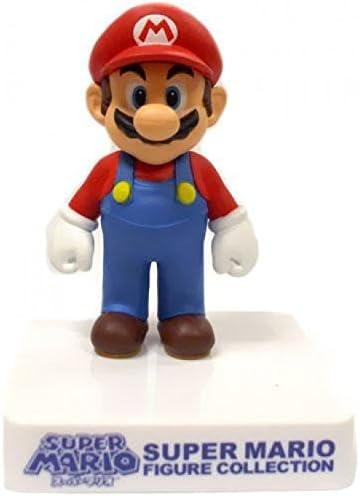 Banpresto Super Mario Mini Figure with Stand Mario