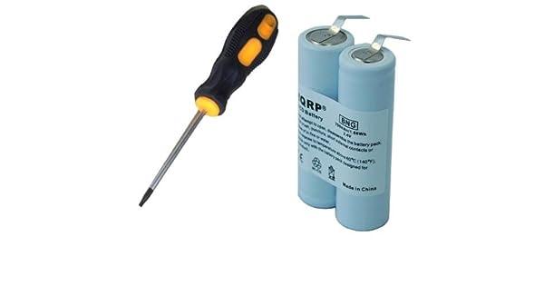 Amazon.com: HQRP – Batería para Philips Norelco 5863 X L ...