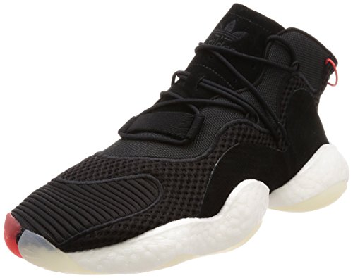 adidas Crazy BYW Sneakers Nero Bianco Rosso B37480 (45-1-3 - Nero)