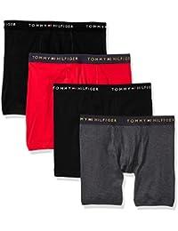 Men's 4-Pack Cotton Boxer Brief