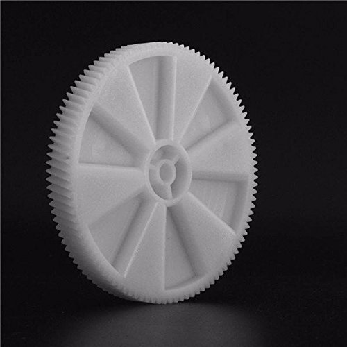 C&C Products Meat Grinder Parts KW650740 Plastic Gear for Kenwood MG300/400/450/470/500 PG500/520/510