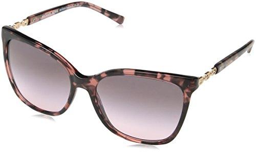 Michael Kors MK6029 31085M Print Sabina II Wayfarer Sunglasses Lens Category - Wayfarer Kors Michael