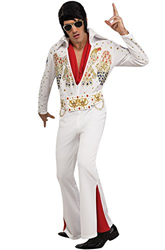 Deluxe Elvis Adult Costume - Large