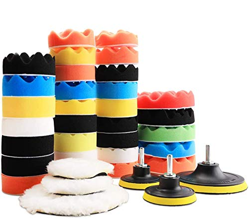 Benavvy 39pcs Polishing Pad