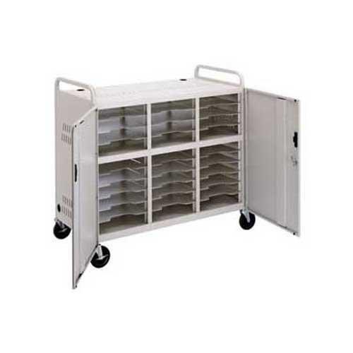 Da-Lite CT-LS30 Advanced Laptop Storage Cart electronic (Da Lite Laptop Storage Cart)