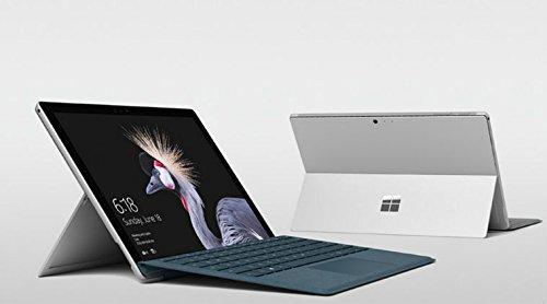 Latest Microsoft Surface Pro 4 (2736 x 1824) Tablet 6th Generation (Intel Core i5-6300U, 8GB Ram, 256GB SSD, Bluetooth, Dual Camera) Windows 10 Professional (Certified Refurbished)