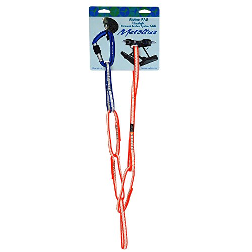 Metolius Alpine PAS Sling Orange / Blue One Size