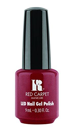 Red Carpet Manicure Gel Polish, Glitz and Glamorous, 0.3 Fluid Ounce
