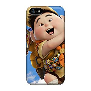 JeffMclaren Iphone 5/5s Well-designed Hard Case Cover Russell Boy In Pixar's Up Protector