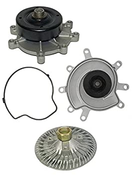 Mac de auto partes 136625 Grand Cherokee Liberty nueva bomba de agua + ventilador de embrague us7163 221: Amazon.es: Coche y moto