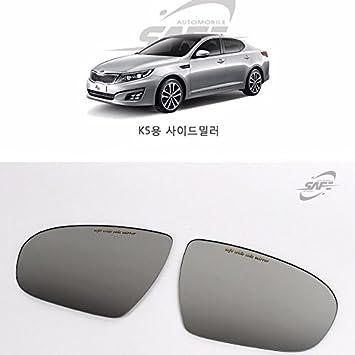 Genuine OEM RH,LH Side Mirror Cover Repeater Black for 2011-2015 KIA Optima