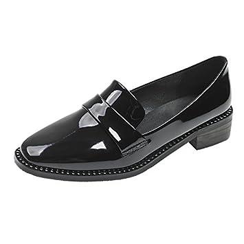 f469ff37b Zapatos de mujer estilo retro