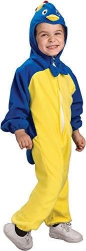Backyardigans Deluxe Pablo Child Costume Size Medium