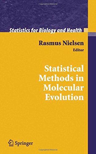 Statistical Methods in Molecular Evolution (Statistics for Biology and Health)
