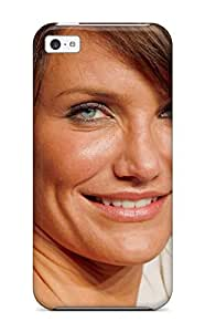 AnnDavidson Premium Protective Hard Case For Iphone 5c- Nice Design - Cameron Diaz How To Remove Easily by Maris's Diary