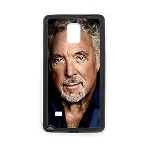 Tom Jones Samsung Galaxy Note 4 Cell Phone Case Black yyfabd-247057