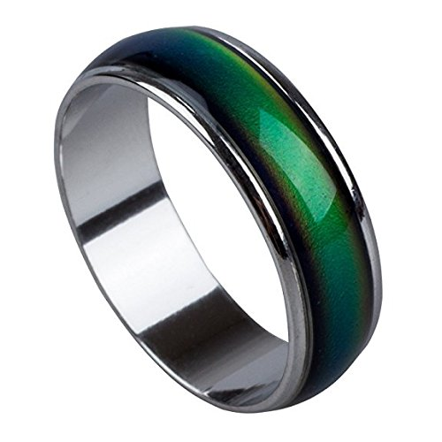 One Seventies Mood Ring with 1 Free E Mood Ring by Blinkee