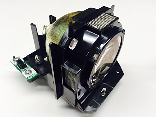 (Original Phoenix Lamp & Housing for the Panasonic PT-D6000US Projector - 180 Day Warranty)