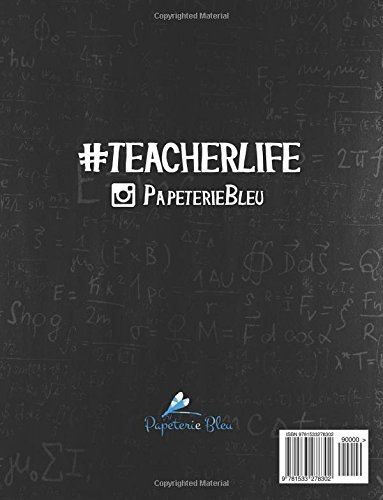 Teacher Life A Snarky Chalkboard Colouring Book UK Edition Papeterie Bleu 9781533278302 Amazon Books