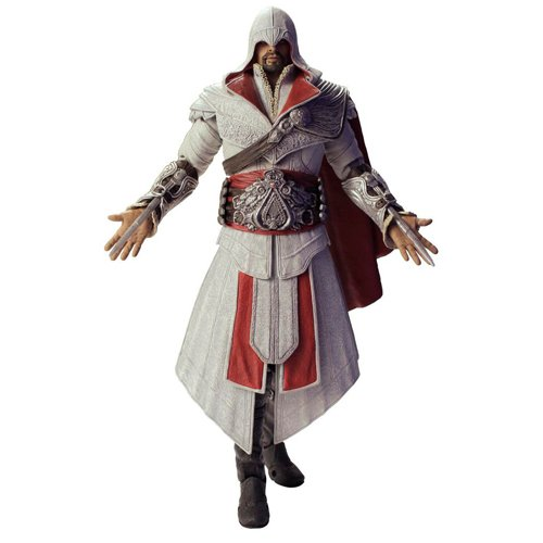 Assassins Creed Hooded Action Figure