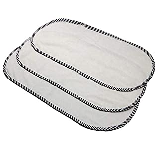PFFY 3 Packs Waterproof Changing Pad Liners