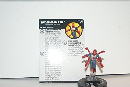 DOCTOR OCTOPUS 055 Superior Foes Of Spider-Man HeroClix Super Rare Sketch Varian