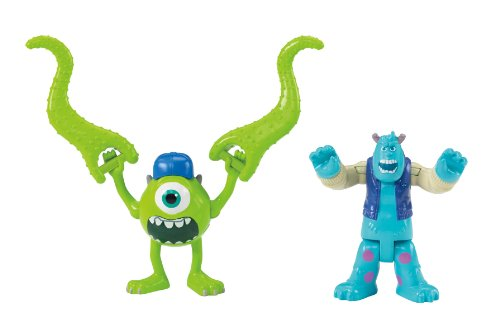 Fisher-Price Imaginext Monster's University Scary Mike & Sulley Playset -