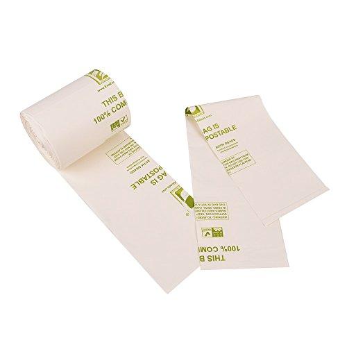 Cornstarch Biodegradable Bags - 2