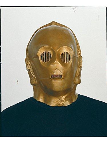 - Star Wars C-3PO Mask