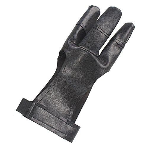 Review Kratarc Archery Glove Finger