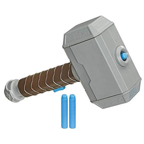 Lançador Martelo Power Moves Thor - E7379 - Hasbro