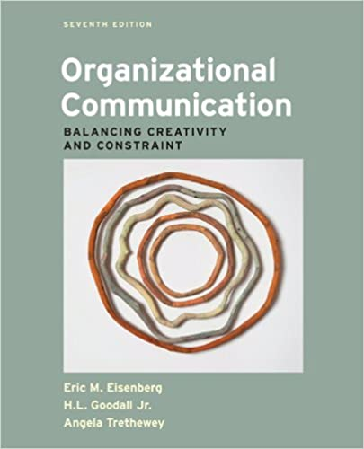 Doctoral dissertation on organizational communication