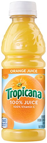 : Tropicana Orange Juice, 10 Ounce (Pack of 24)