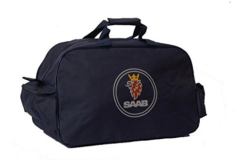 Saab Logo bolsa de viaje bolsa bolso de deporte gimnasio