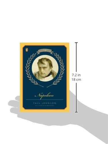 Amazon napoleon a life 9780143037453 paul johnson books fandeluxe Images