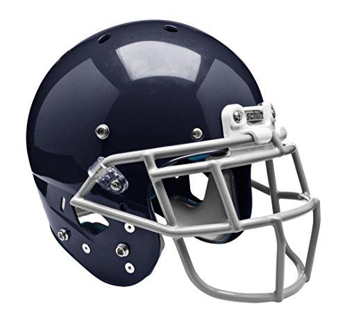 Youth AiR XP Pro Football Helmet (Faceguard Not Included), Navy, Medium ()
