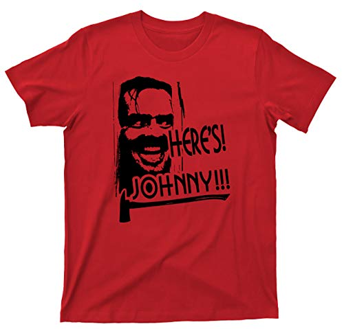 The 6 best heres johnny t shirt