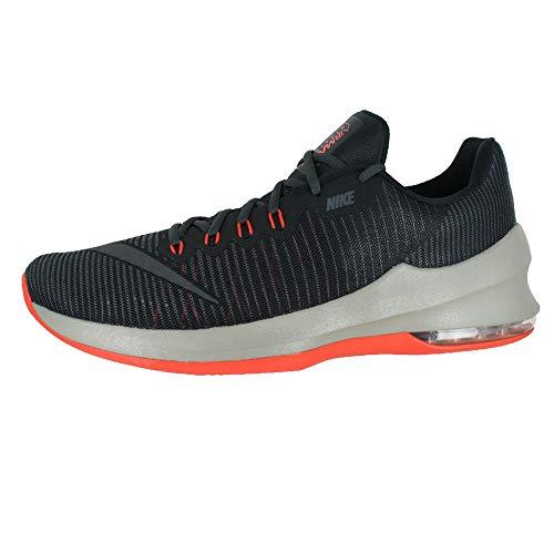 Infuriate Ii Nike Dark Air Light Taupe Homme Grey Max Chaussures Black De Basketball AZURnU