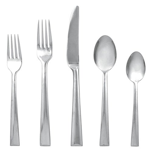 - OKSLO Continental dining 5 piece place setting Model d3055