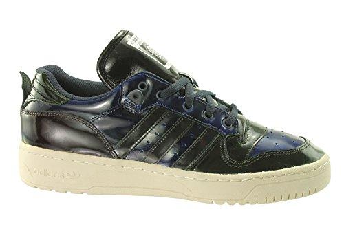 Sneakers Blau Schuhe Herren Adidas Kuraishi 84 Leder Rot LAB Schwarz LO RIVALRY Kazuki X1S6xz1ZU