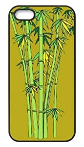 Fashion Cases Bamboo Back iPhone 5,5s Cases Cover