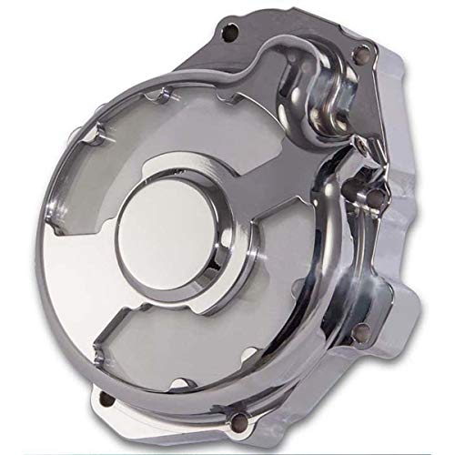 - 09-16 SUZUKI GSXR1000: Yana Shiki Billet Stator Cover With Window (CHROME)