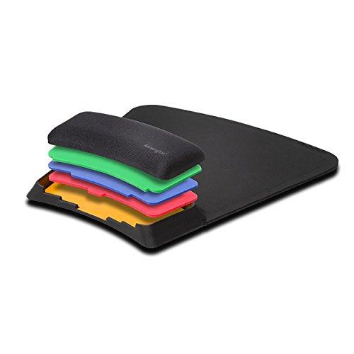 - Kensington SmartFit Mouse Pad with Ergonomic Wrist Rest (K55793AM)