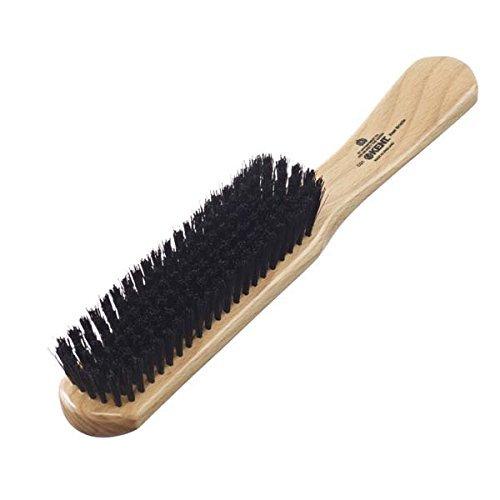 Kent CG1 Handcrafted Clothes Brush, Black Bristle [並行輸入品] B01M9JHJBD