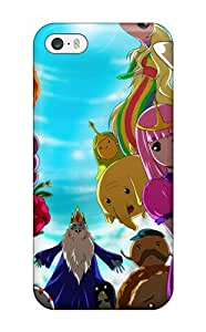 Hot Snap-on Adventure Time Hard Cover Case/ Protective Case For Iphone 5/5s